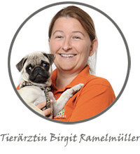 Tierärztin Birgit Ramelmüller