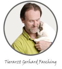 Tierarzt Gerhard Fasching